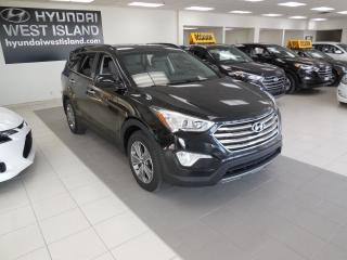 Used 2013 Hyundai Santa Fe XL 3.3L XL AUTO MAGS A/C BT CRUISE 7 PLACES for sale in Dorval, QC