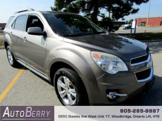Used 2011 Chevrolet Equinox 1LT - 2.4L - FWD for sale in Woodbridge, ON