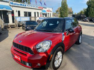 Used 2014 MINI Cooper Countryman S-ALL4-ACCIDENT FREE for sale in Stoney Creek, ON