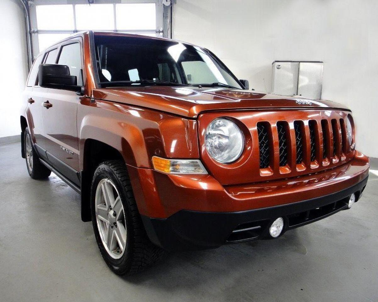 2012 Jeep Patriot North