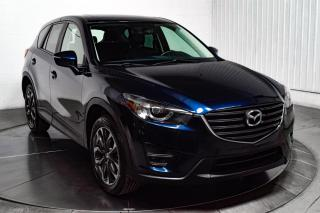 Used 2016 Mazda CX-5 GT AWD CUIR TOIT MAGS NAV CAMERA DE RECU for sale in Île-Perrot, QC