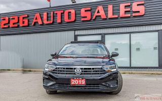 Used 2019 Volkswagen Jetta HIGHLINE|ACCIDENT FREE|LEATHER|BACKUP CAM|SUNROOF for sale in Brampton, ON