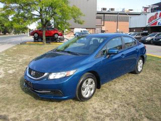 Used 2014 Honda Civic LX ~ BLUETOOTH ~ HEATED SEATS for sale in Toronto, ON