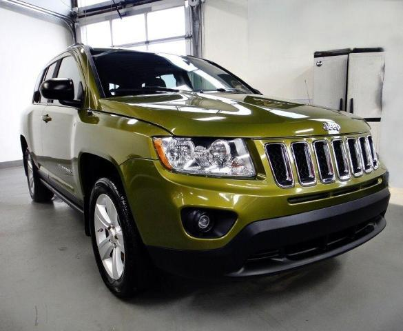 2012 Jeep Compass Sport,DEALER MAINTAIN,LOW KM,0 CLAIM