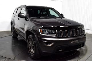 Used 2017 Jeep Grand Cherokee LAREDO 75e Anniversaire Toit ouvrant Sie for sale in St-Hubert, QC