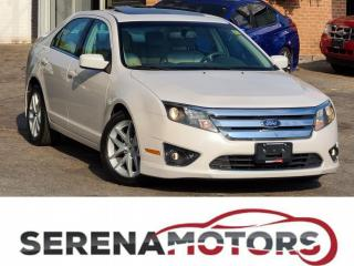 Used 2010 Ford Fusion SEL | V6 | AUTO | FULLY LOADED | NO ACCIDENTS for sale in Mississauga, ON