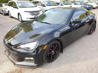 Used 2013 Subaru BRZ Coupe RWD for sale in Brampton, ON