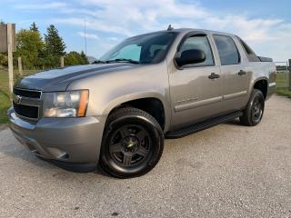 Used 2007 Chevrolet Avalanche LS for sale in Guelph, ON