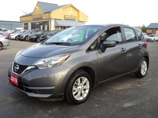 Used 2019 Nissan Versa Note SV 1.6L BackUpCam HeatedSeats for sale in Brantford, ON