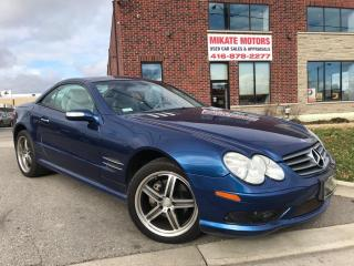 Used 2004 Mercedes-Benz SL-Class 5.0L for sale in Rexdale, ON