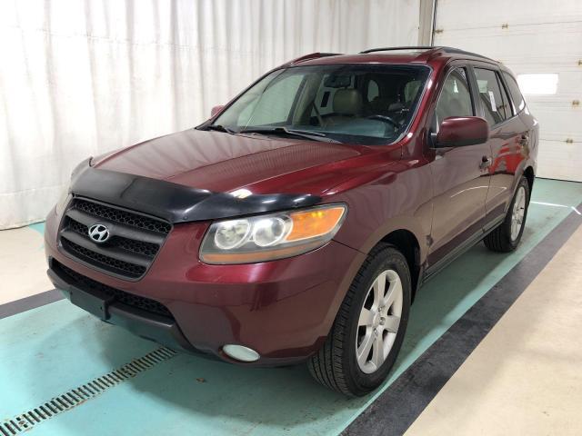 2007 Hyundai Santa Fe GL Premium w/Lth