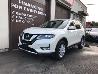 Used 2018 Nissan Rogue SV for sale in Abbotsford, BC