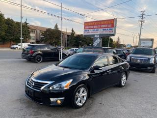Used 2014 Nissan Altima 2.5 SL for sale in Toronto, ON