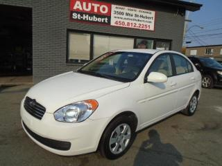 Used 2006 Hyundai Accent GL for sale in St-Hubert, QC