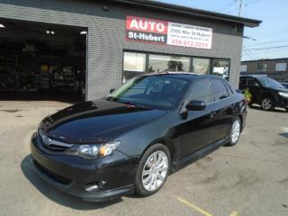 Used 2011 Subaru Impreza AWD LIMITED for sale in St-Hubert, QC