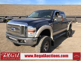 Used 2008 Ford F-350 LARIAT CREW CAB SWB 4WD 6.4L for sale in Calgary, AB