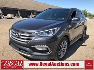 Used 2017 Hyundai Santa Fe Sport ULTIMATE 4D UTILITY AWD 2.0L for sale in Calgary, AB