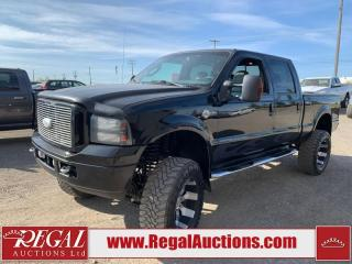 Used 2006 Ford F-350 SD HARLEY DAVIDSON 4D CREW CAB 4WD for sale in Calgary, AB