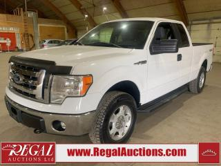 Used 2012 Ford F-150 XLT EXT CAB 4WD for sale in Calgary, AB