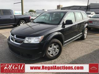 Used 2012 Dodge Journey SE Plus 4D Utility FWD for sale in Calgary, AB