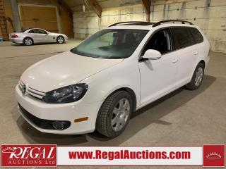 Used 2010 Volkswagen Golf TDI 4D Wagon for sale in Calgary, AB