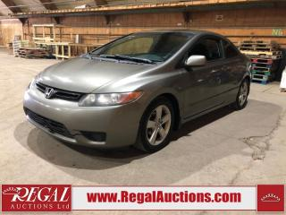 Used 2006 Honda Civic 2D COUPE for sale in Calgary, AB