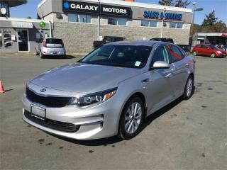 Used 2018 Kia Optima LX+ Bluetooth Memory Heated Seats for sale in Nanaimo, BC