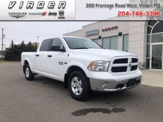 Used 2015 RAM 1500 OUTDOORSMAN for sale in Virden, MB