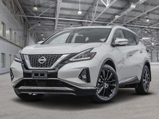 New 2020 Nissan Murano LIMITED EDITION for sale in Winnipeg, MB