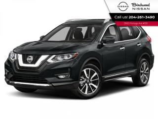 New 2020 Nissan Rogue SL for sale in Winnipeg, MB