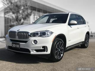 Used 2018 BMW X5 xDrive35d LOCAL - DIESEL - PPF WRAP! for sale in Winnipeg, MB