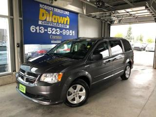 Used 2016 Dodge Grand Caravan SE Plus | Bluetooth, Power Window Group for sale in Nepean, ON