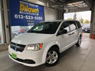 Used 2018 Dodge Grand Caravan SE Plus | Bluetooth, Power Window Group for sale in Nepean, ON