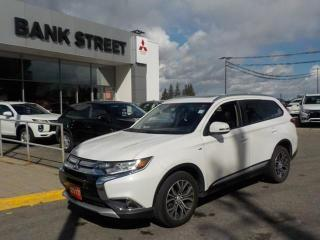 Used 2017 Mitsubishi Outlander SE for sale in Gloucester, ON