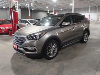 Used 2017 Hyundai Santa Fe Sport LTD 2.0T NAVI AWD *** BEST PRICE IN OTTAWA!!! *** for sale in Nepean, ON