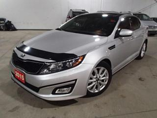 Used 2015 Kia Optima EX LUXURY for sale in Nepean, ON