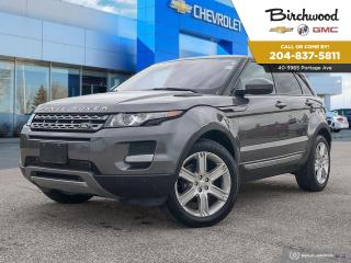 Used 2015 Land Rover Evoque Pure Bluetooth| Leather for sale in Winnipeg, MB
