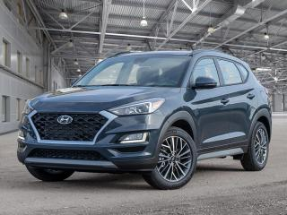 New 2021 Hyundai Tucson Preferred Trend Demo Model for sale in Winnipeg, MB