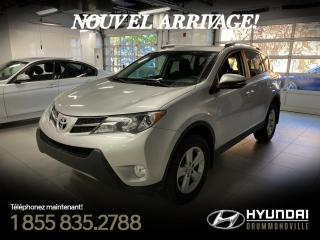 Used 2013 Toyota RAV4 XLE + GARANTIE + TOIT + CAMERA + A/C + for sale in Drummondville, QC