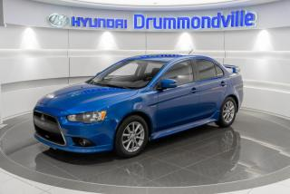 Used 2015 Mitsubishi Lancer SE LIMITED EDITION AWC + GARANTIE + TOIT for sale in Drummondville, QC