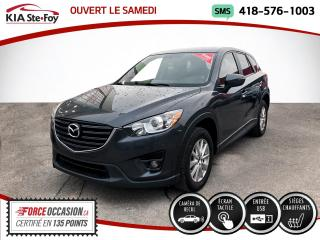 Used 2016 Mazda CX-5 * GS* TOIT OUVRANT* JAMAIS ACCIDENTÉ* AT for sale in Québec, QC