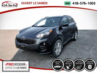 Used 2017 Kia Sportage * LX* AWD* BLUETOOTH* JAMAIS ACCIDENTÉ* for sale in Québec, QC