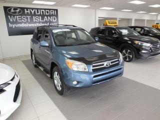 Used 2008 Toyota RAV4 LIMITED AUTO AWD GROUPE ÉLECTRIQUE MAGS for sale in Dorval, QC