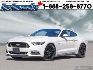 Used 2017 Ford Mustang GT | RECARO | 5.0L | 6 SPEED & MORE!!! for sale in Milton, ON
