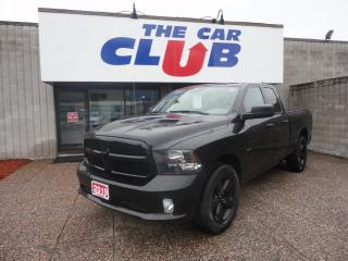Used 2019 RAM 1500 Classic Express Night 4x4 4dr for sale in Ottawa, ON