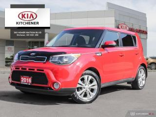 Used 2016 Kia Soul EX BRIGHT RED!!! for sale in Kitchener, ON