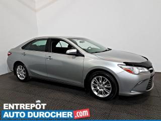 Used 2015 Toyota Camry LE Automatique - AIR CLIMATISÉ - Caméra de Recul for sale in Laval, QC
