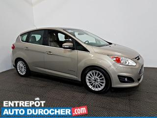 Used 2016 Ford C-MAX Hybrid SEL NAVIGATION - A/C - Caméra de Recul for sale in Laval, QC