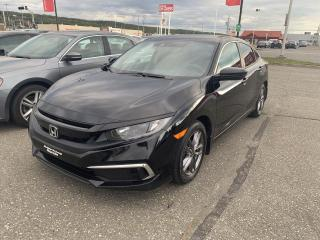 Used 2019 Honda Civic LX BM for sale in Rivière-Du-Loup, QC