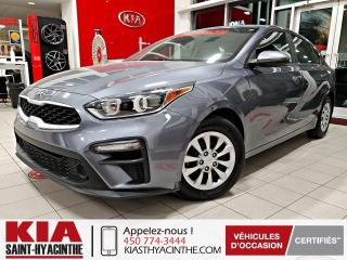 Used 2020 Kia Forte LX * SIÈGES CHAUFFANTS / CAMÉRA DE RECUL for sale in St-Hyacinthe, QC